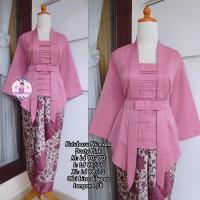 kebaya Nirmala Pink Dusty Pink