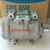 Compressor Compresor Kompresor AC Mobil Toyota Kijang Super Merk:DENSO