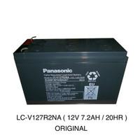 BATTERY UPS MERK PANASONIC ORIGINAL12V7,2AH