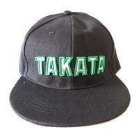 Promo WOW Topi Snapback JDM TAKATA - Hitam Murah