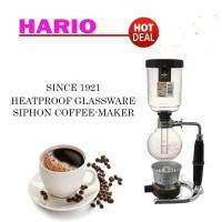Hario Syphon Vacuum Coffee Maker TCA-3