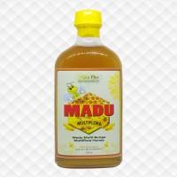 Jual Madu Multiflora | Madu Murni | 100% Asli | Madu Mentah Murah