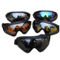 Kacamata Ski Goggles , Helm Cross Trail Downhill Airsoftgun