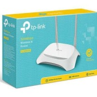TP-Link TL-WR840N : 300Mbps TPLink WiFi Wireless N Router