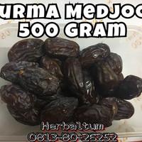 Kurma Medjool Palestine 500gr (0,5 Kg)   Jericho Dates Medjool
