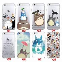 Samsung Galaxy S7 S7 Edge S8 S8 Plus Soft Tpu Case Totoro Studio Ghibi