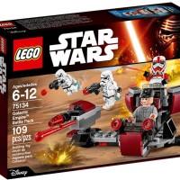 Jual NEW LEGO 75134 - STAR WARS - Galactic Empire Battle Pack Murah