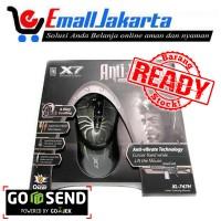 harga Mouse Xl-747h Gaming X7 Spider Game Xl 747h  A4tec Macro 747 3600 Dpi Tokopedia.com