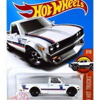 Datsun 620 PUTIH / WHITE GREDDY - Hot Wheels HW Hotwheel