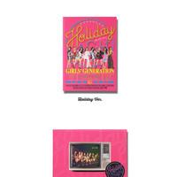 Jual Girls Generation / SNSD 6th Full Album Holiday Night + Poster Murah