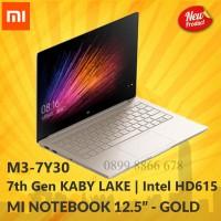 Jual XIAOMI Mi Notebook Air 12.5inch Core M3-7Y30 4GB 128GB SSD Intel HD615 Murah