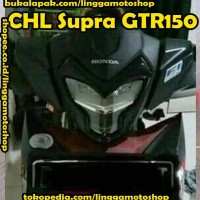 cover headlamp honda supra GTR 150