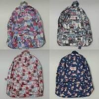 Tas Ransel Cath Kids ton Bag CK 1268 backpack motif