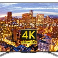 SHARP LED TV 4K 40 INCH - LC-40UA330X