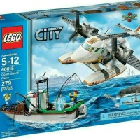 JUAL ORIGINAL LEGO CITY 60015 Coast Guard Plane