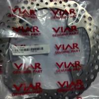 VIAR CROSS X 250 SE REAR DISC BRAKE FTSE 10-6
