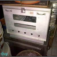 oven gas kue 40x60 galvaloum Murah