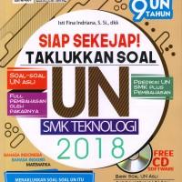 Siap Sekejap Taklukkan Soal UN SMK Teknologi 2018