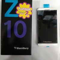 PROMO HP TERMURAH !! BlackBerry Z10- Putih - Garansi 2 Tahun Distribut