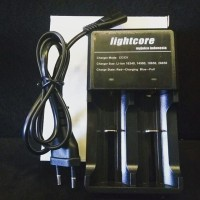CHARGER LIGHTCORE ISI 2 INTELLICHARGER - AUTHENTIC - UNIVERSAL 2 SLOT