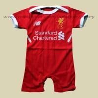 Jual Jumper Baby Baju Bola Bayi Jersey Liverpool *HOME* Murah