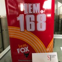 Lem Fox 168 Merah Galon 2,5 kg