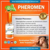 Pheromen - Parfum Penambah Gairah Wanita ,meningkatkan gairah seksual
