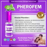 Pherofem - Parfum Peningkat Gairah seksual Pria