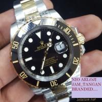 Jam Tangan Rolex GMT Master II 2 Tone  Grade SUPER AAA+