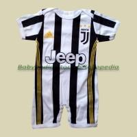 Jual Jumper / Romper Bola Bayi Baju Bayi Laki Juventus - Home Murah