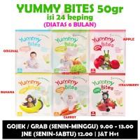 Jual Yummy Bites Baby Rice Cracker Murah