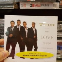 CD WESTLIFE - THE LOVE ALBUM DELUXE (2CD)