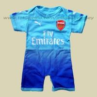 Jumper Baby Baju Bola Bayi Jersey Arsenal *AWAY*