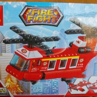 Jual Lego Fire Fight, City Maintenance, Police Special Action Murah