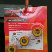 Roller Weight Daytona Set (3 Pcs) Beat Scoopy 8, 9  gram