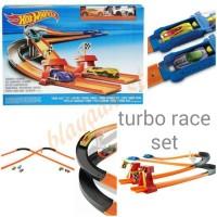 Track Hot Wheels Turbo Race Set