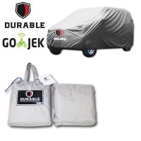 TOYOTA CHR DURABLE PREMIUM CAR BODY COVER SARUNG MOBIL GREY
