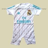 Jual Jumper Bola Bayi Cowok Real Madrid *HOME* Murah