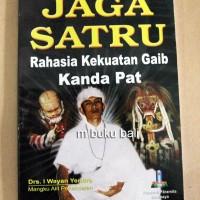 Jaga Satru Rahasia Kekuatan Gaib Kanda Pat - buku bali hindu