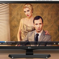 """LG 28"""" Inch Monitor LED TV 28MT48AF"""