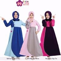 Jual Baju Muslim Anak Perempuan Online, Baju Muslim Anak Perempuan Bah