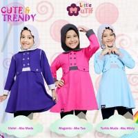 Jual Baju Muslim Anak Perempuan Online, Baju Muslim Anak Perempuan Mod