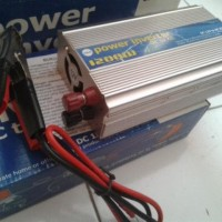 Power Inverter DC to AC 1200 Watt - 12VDC ke 220VAC