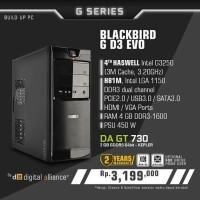 PC RAKITAN GAMING BLACKBIRD G D3 EVO