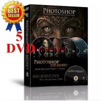 Murah Tutorial Belajar Adobe Photoshop Top Secret