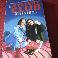 NOVEL B.INGGRIS - MISSING THE MYSTERY CLUB 6 by FIONA KELLY