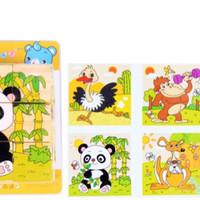 Nixnox|Mainan Edukasi|Education|Anak Puzzle Bloks Seri B