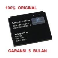 100% ORIGINAL Sony Ericsson Battery BST-39 / w910i, w380, z555i, Dll