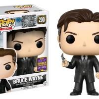 Jual Funko POP! Heroes Justice League - Bruce Wayne (SDCC Exclusive) #200 Murah