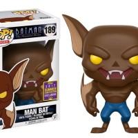 Jual Funko POP! Heroes Batman The Animated Series - Man Bat SDCC Exclusive Murah